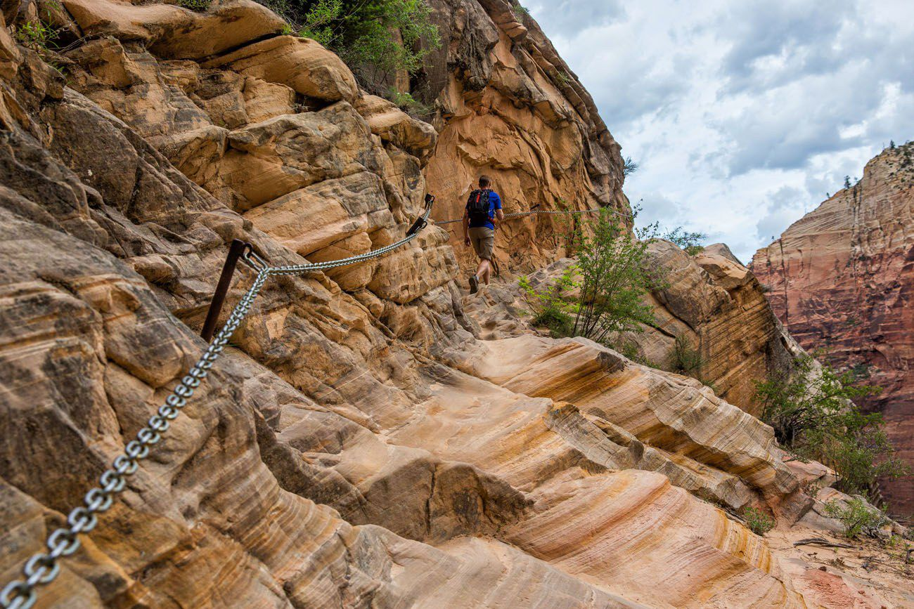 Hidden Canyon Chains
