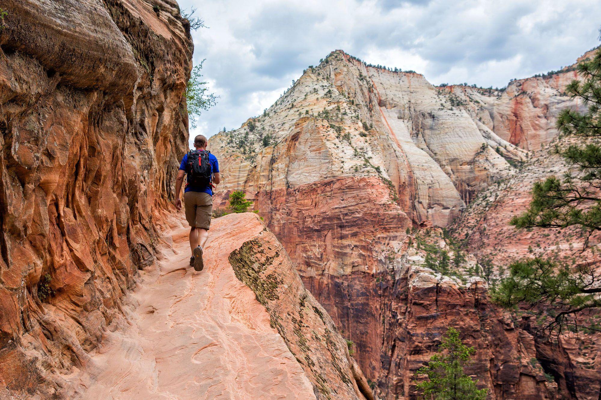 Hidden Canyon Zion