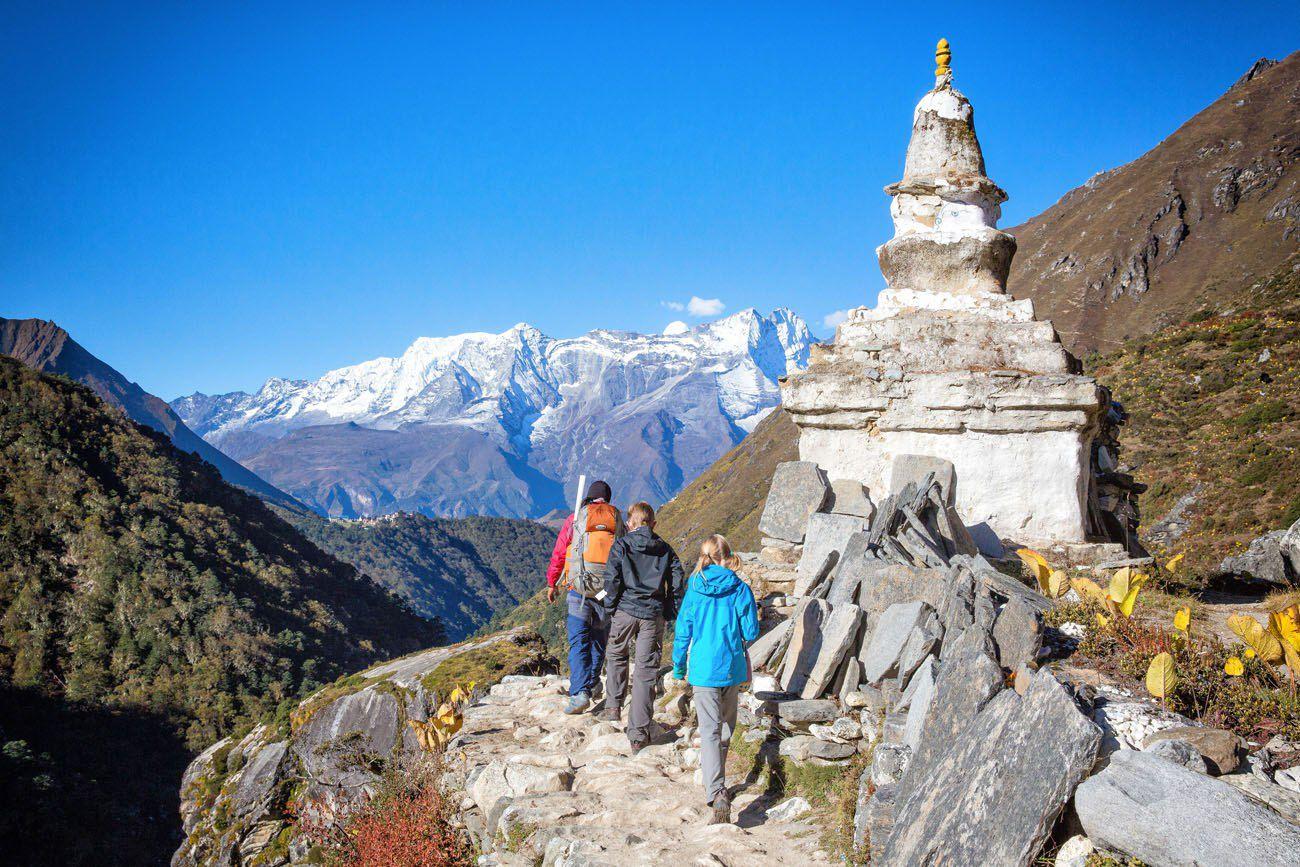 Nepal with Kids