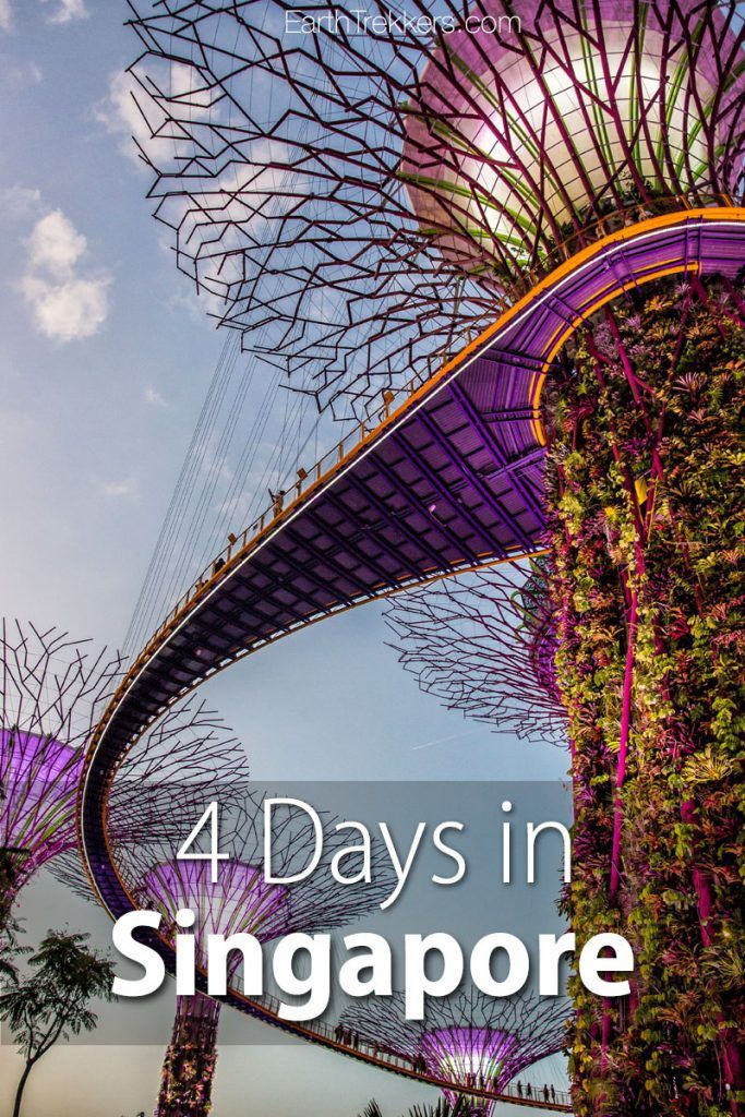 Singapore in 4 days