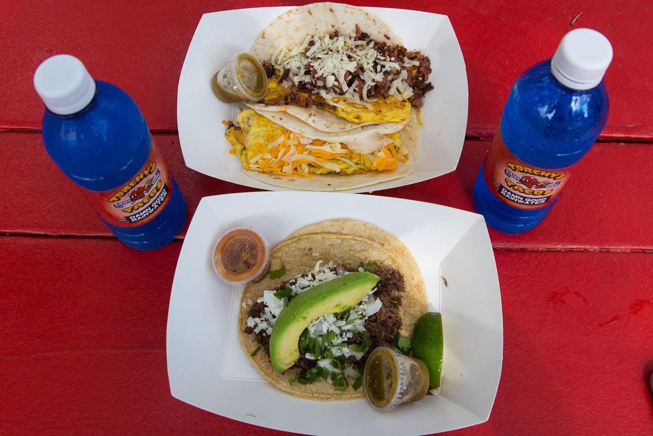 Tacos in Austin