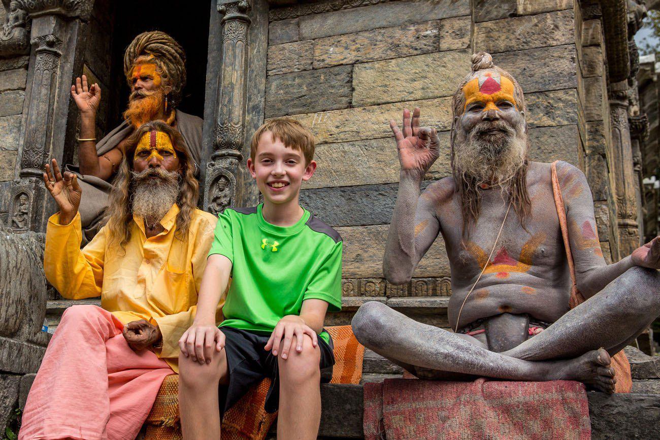 Tyler Rivenbark Nepal