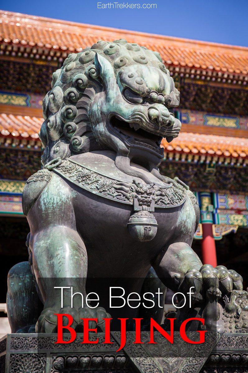 Beijing China Best things to do