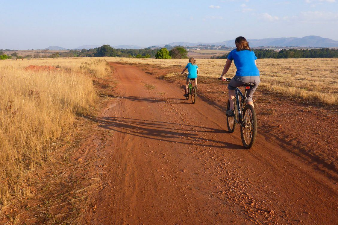 Cycling Swaziland