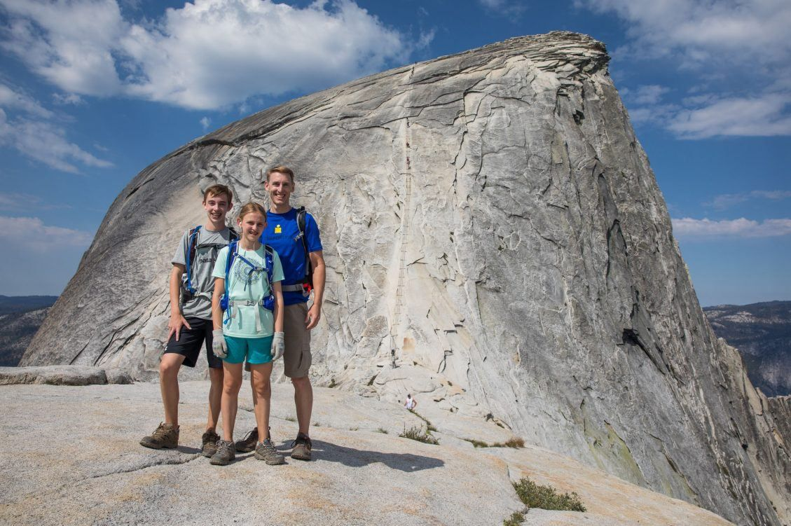 Hiking Half Dome in Yosemite, A Step-by-Step Guide | Earth Trekkers