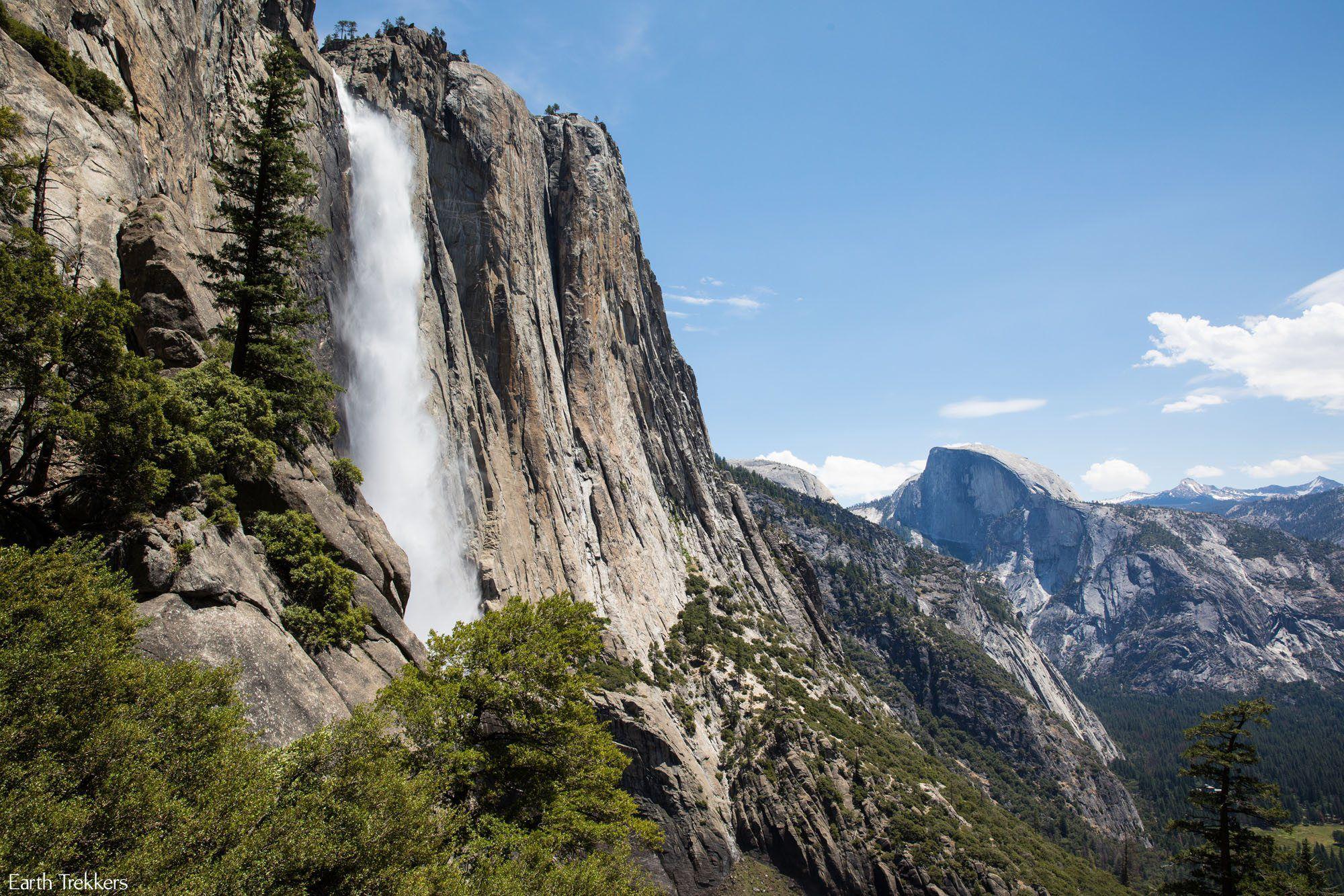 Hike Yosemite Falls