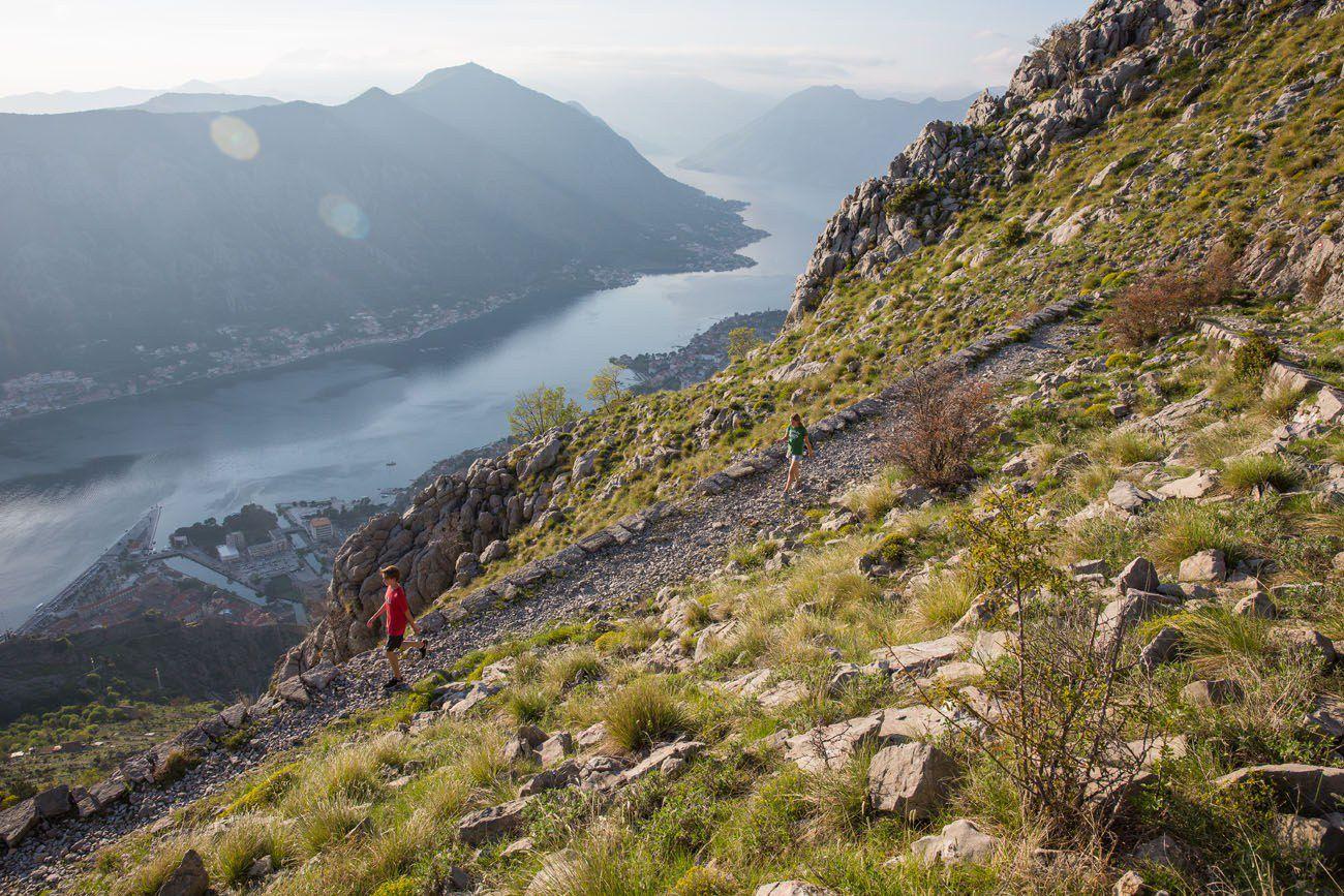 Hiking Kotor