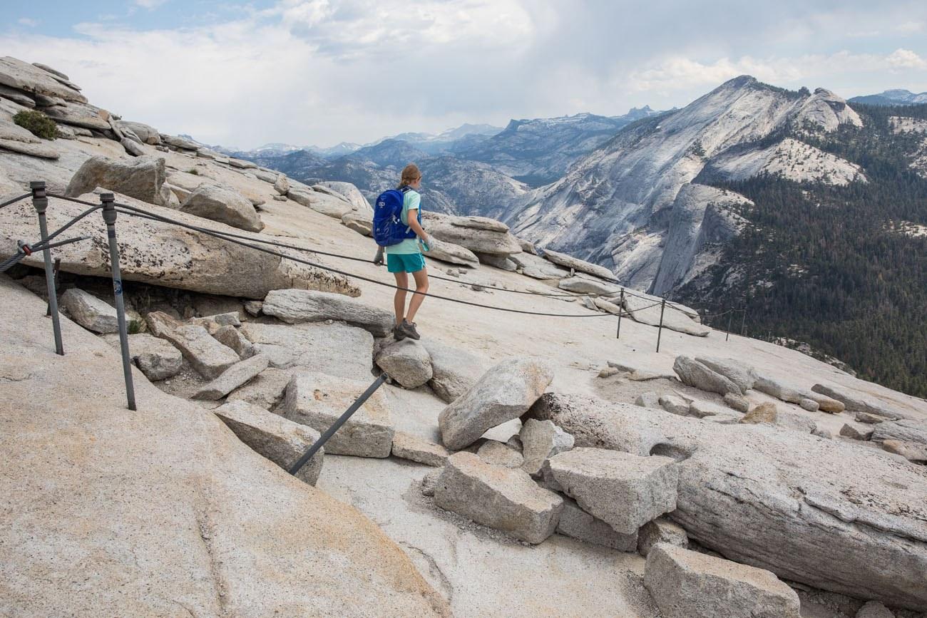 Hiking Yosemite with Kids
