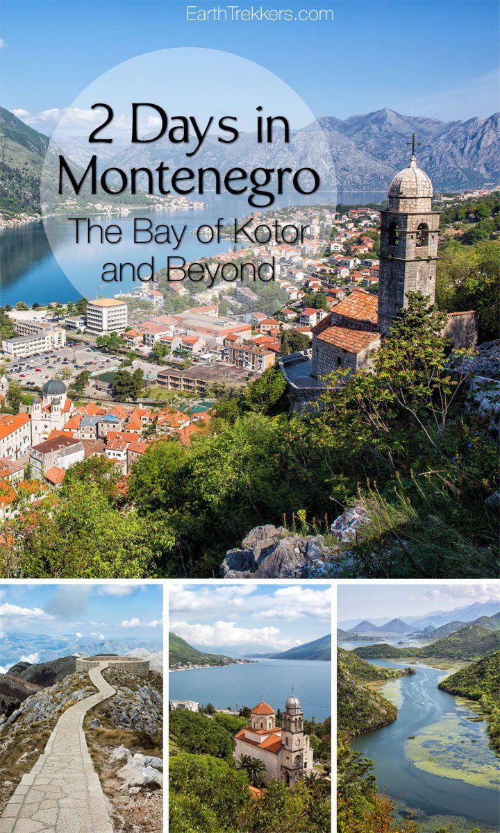 2 Days in Montenegro