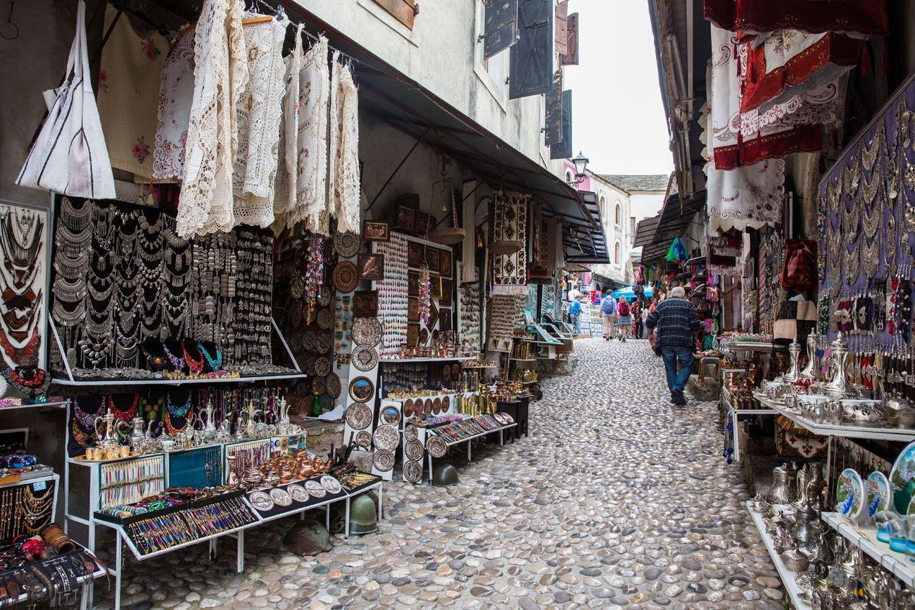 Mostar Market