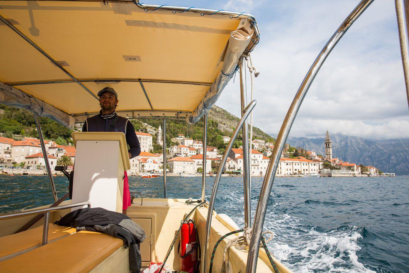 Perast Boat