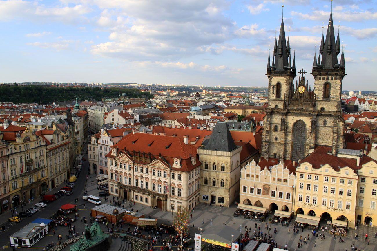 Prague for Holidays