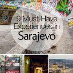 Sarajevo Bosnia best experiences