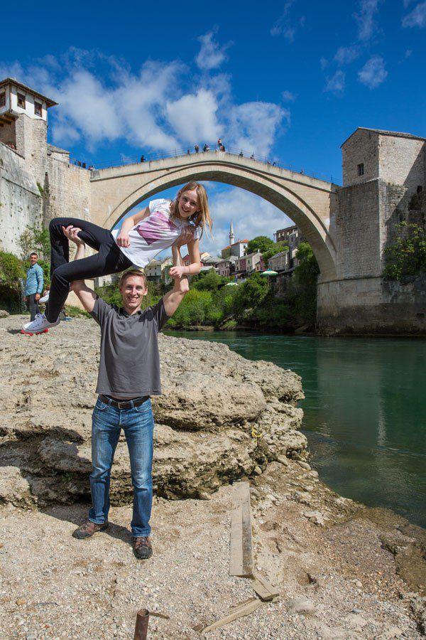Tim and Kara Mostar