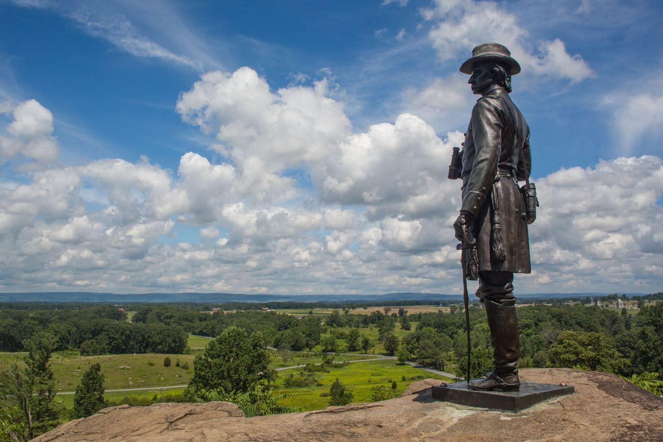 Warren Gettysburg