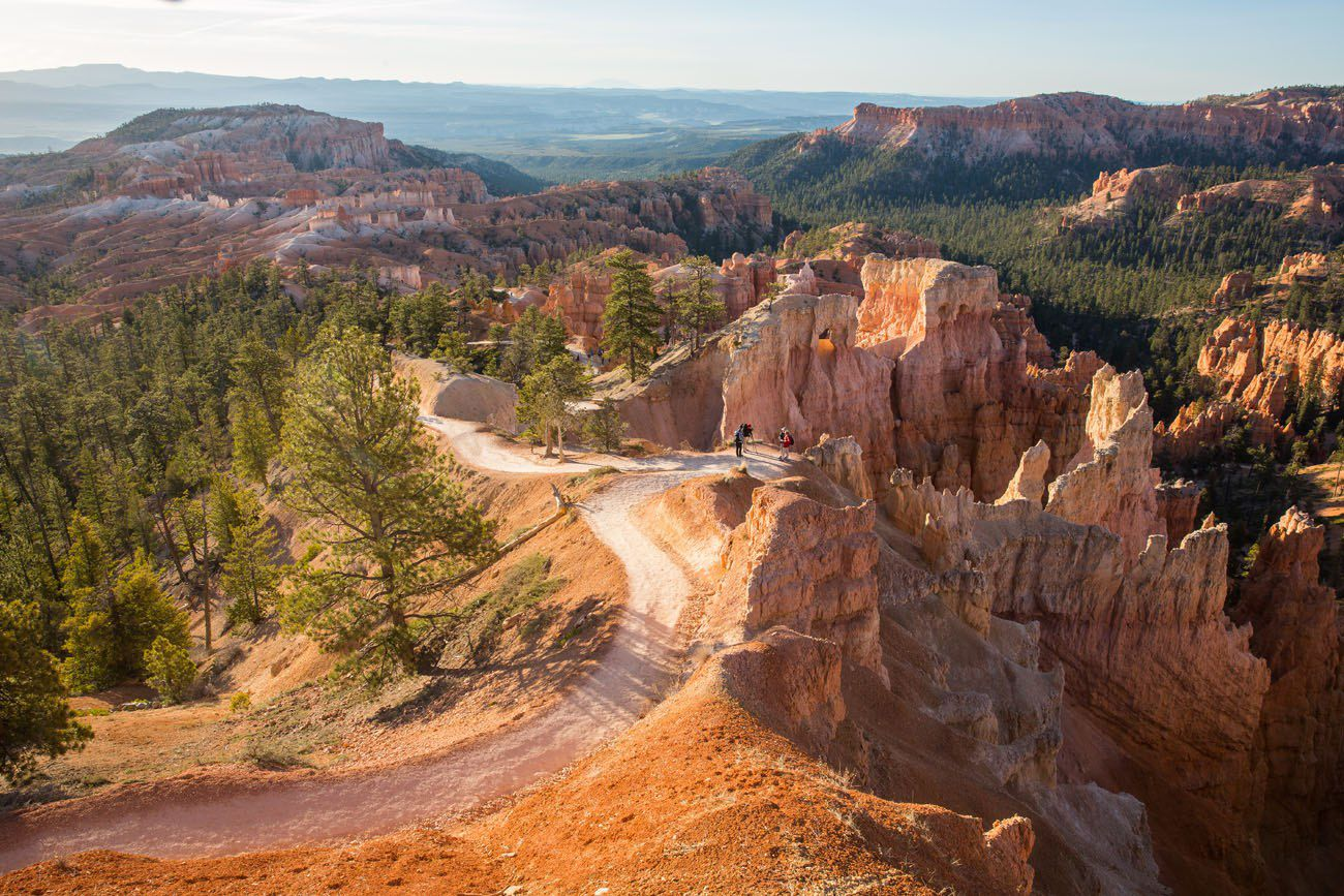 Bryce Hiking Trail