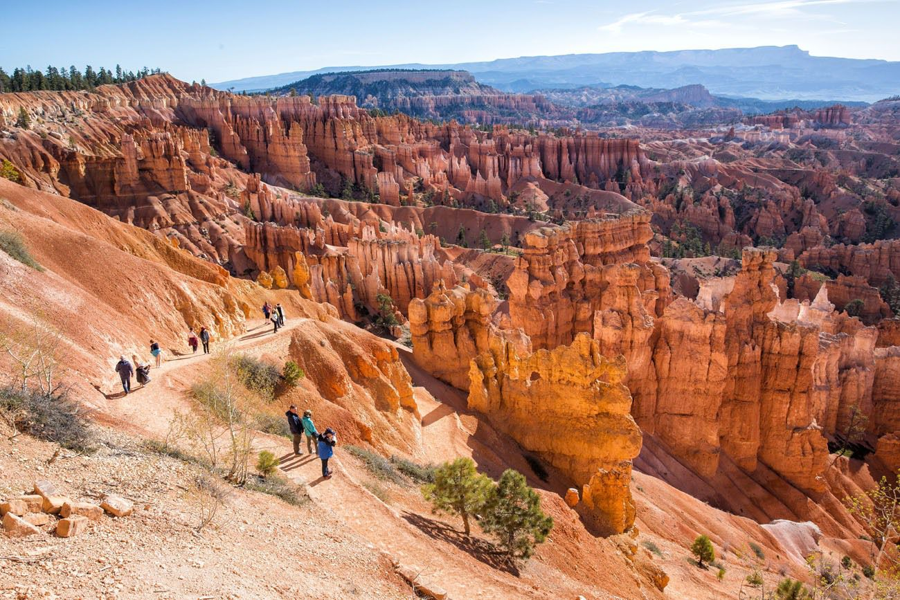 Hiking Bryce Canyon