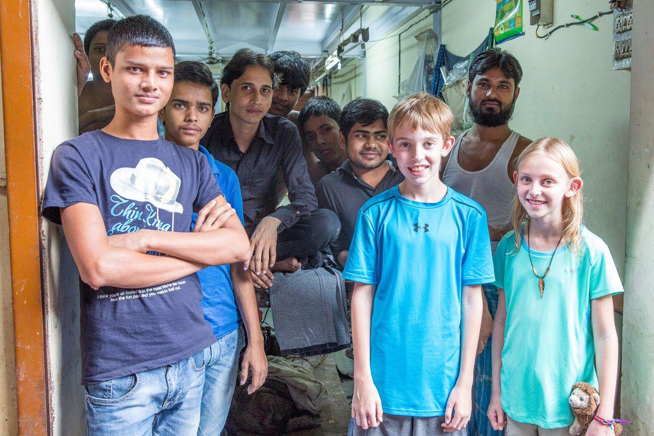 In Dharavi