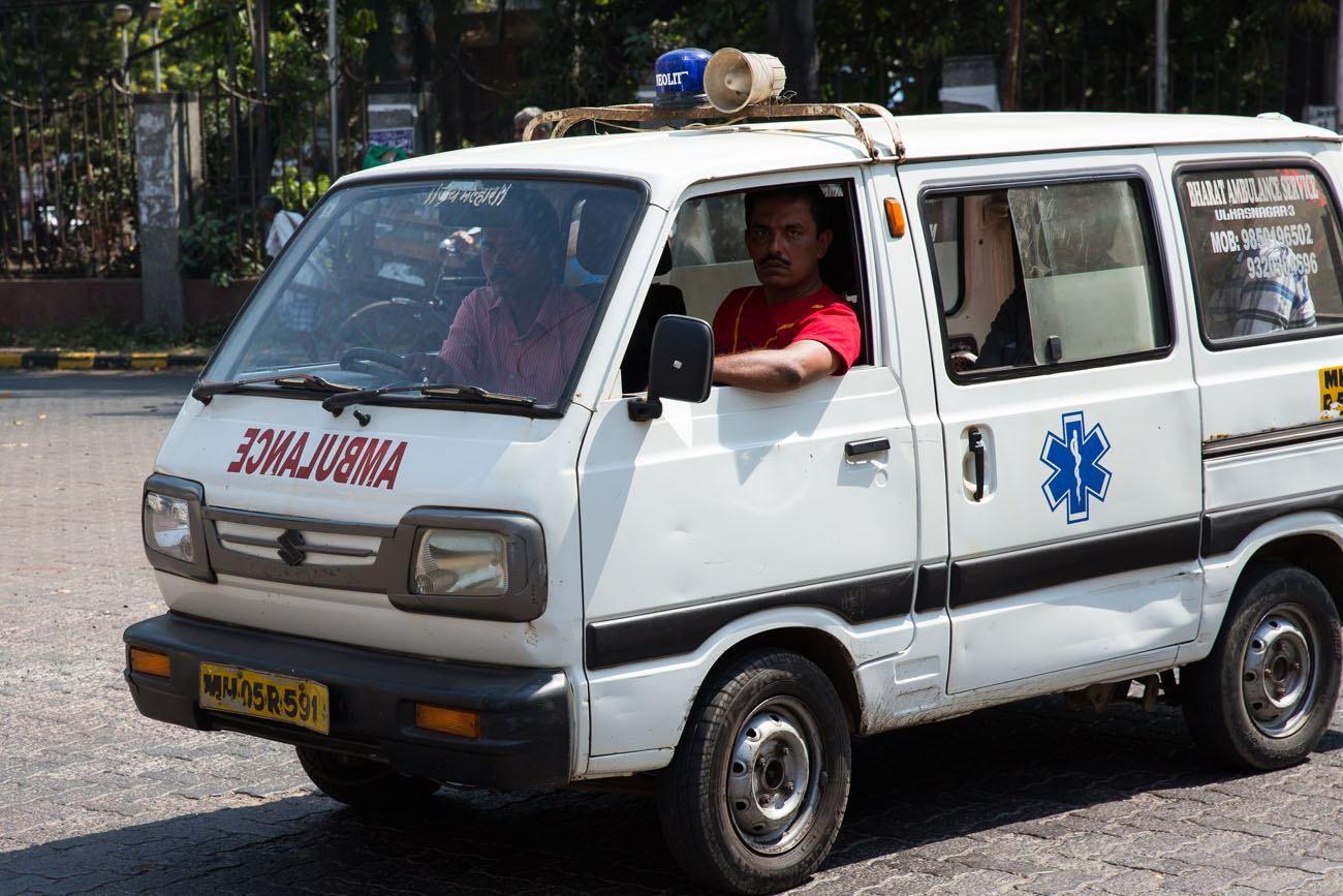 Mumbai Ambulance