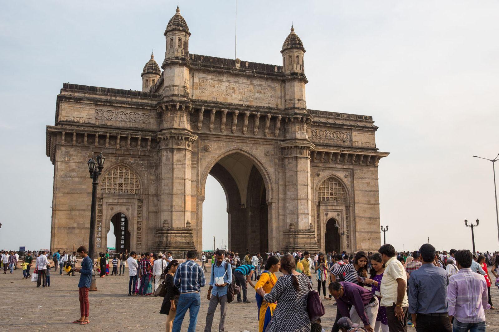 Mumbai India Gate