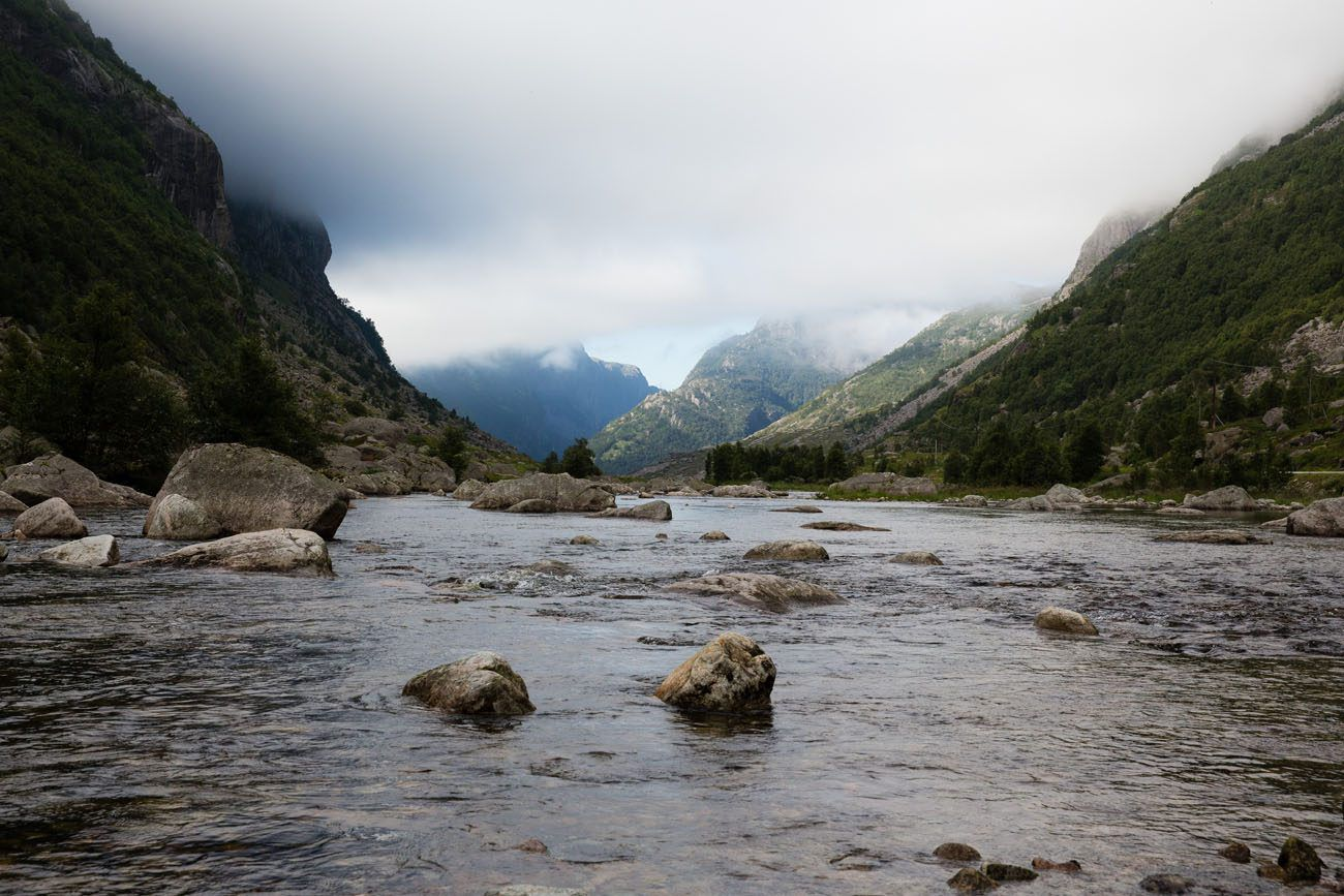Norway Scene