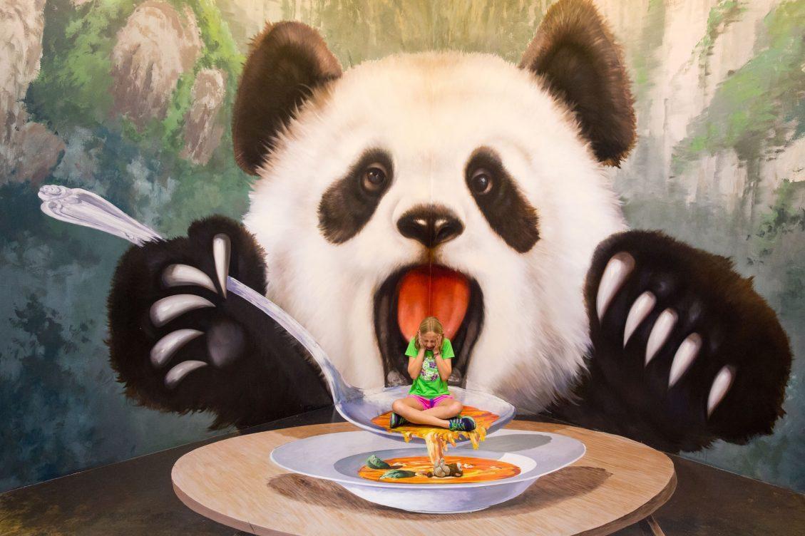 Panda Dinner