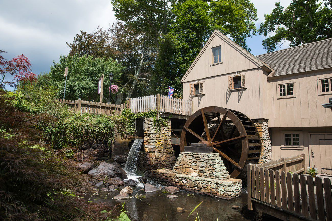 Plimoth Grist Mill