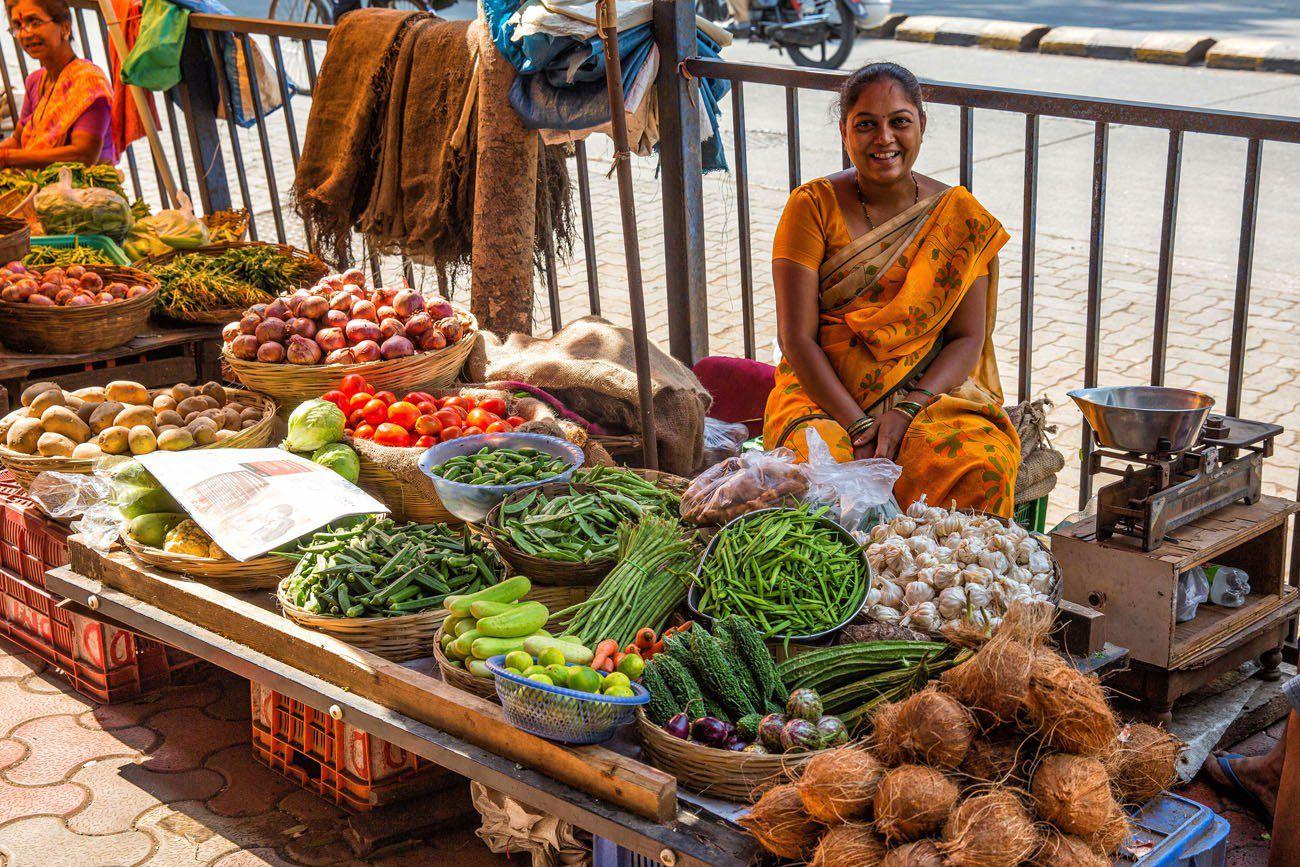 Street Food Shopping