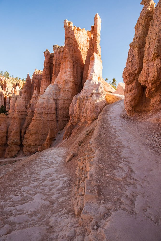 Over The Garden Walk: Hiking Bryce Canyon: Queens Garden And Navajo Loop Trails