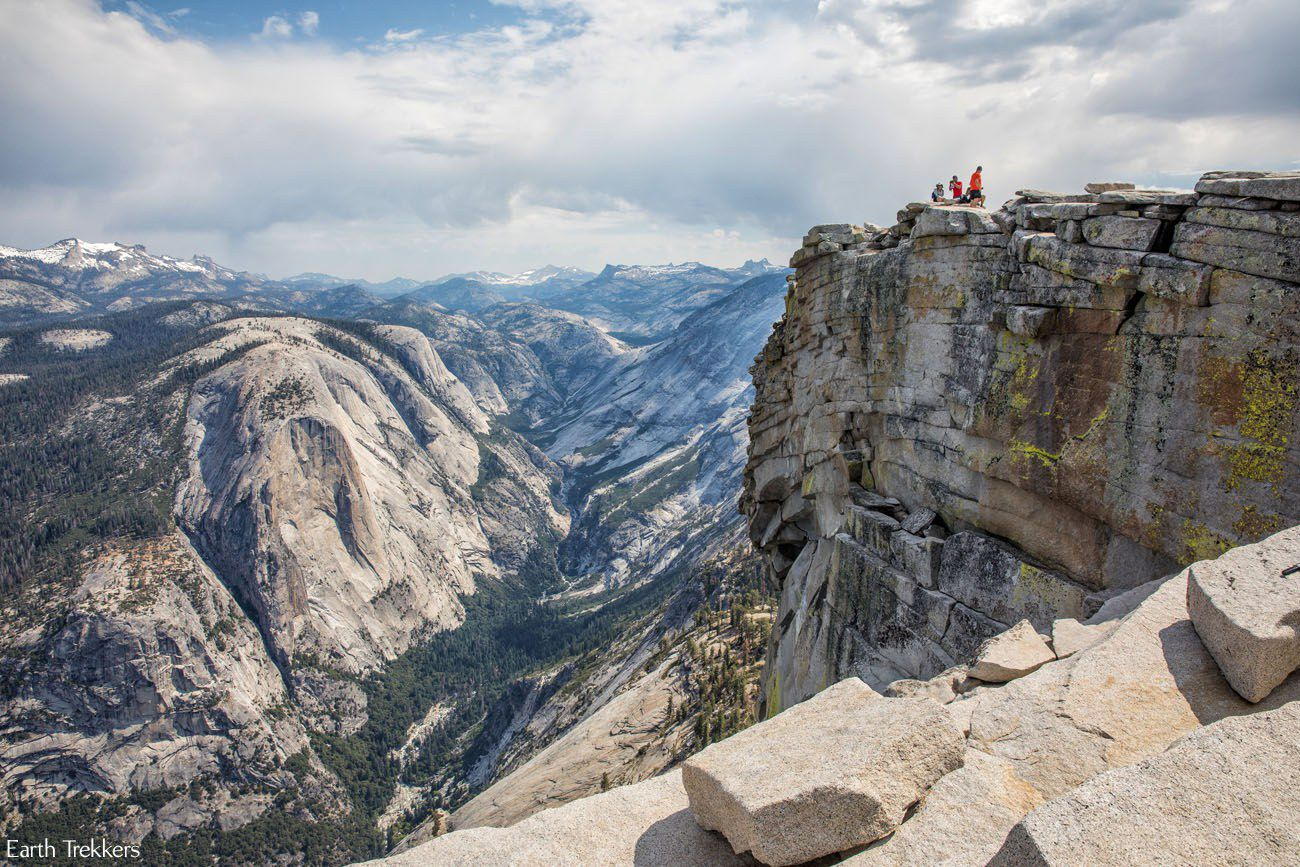 Top of Half Dome