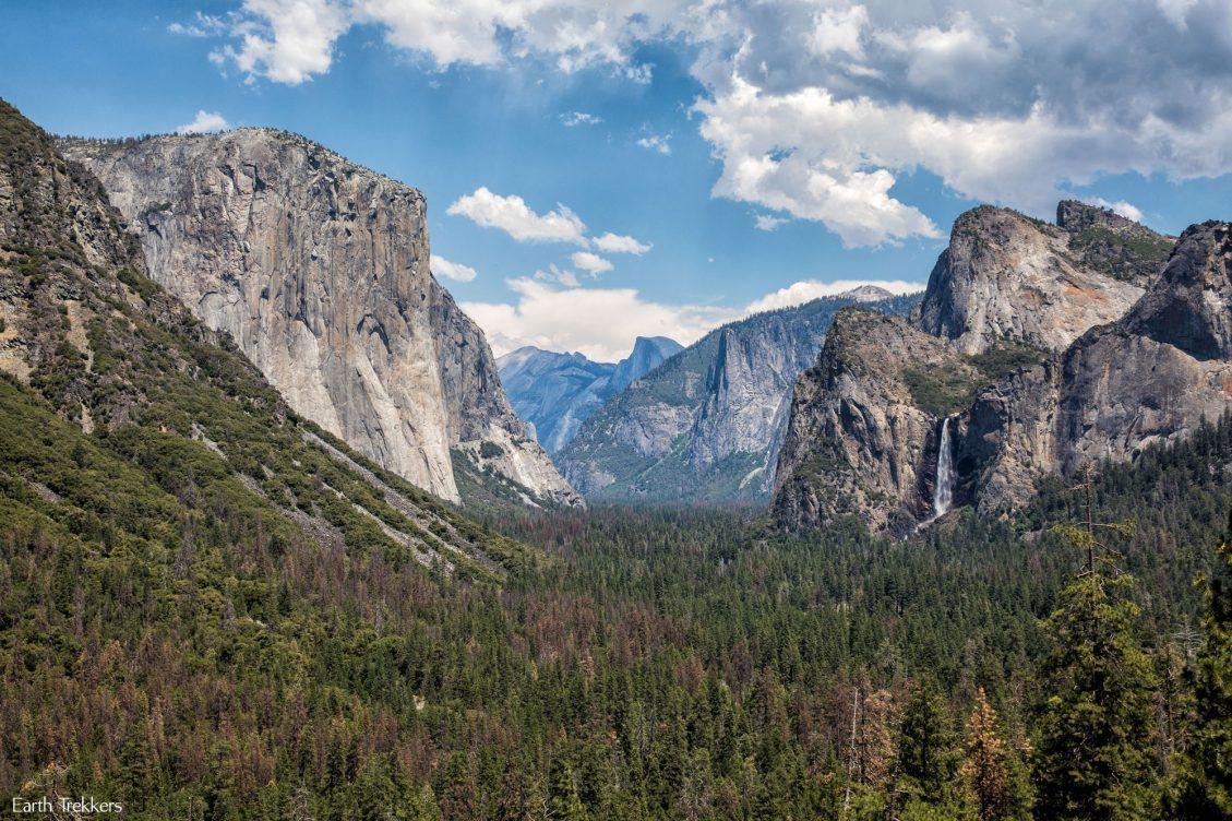 yosemite for first-timers: best hikes, best views, & the best things