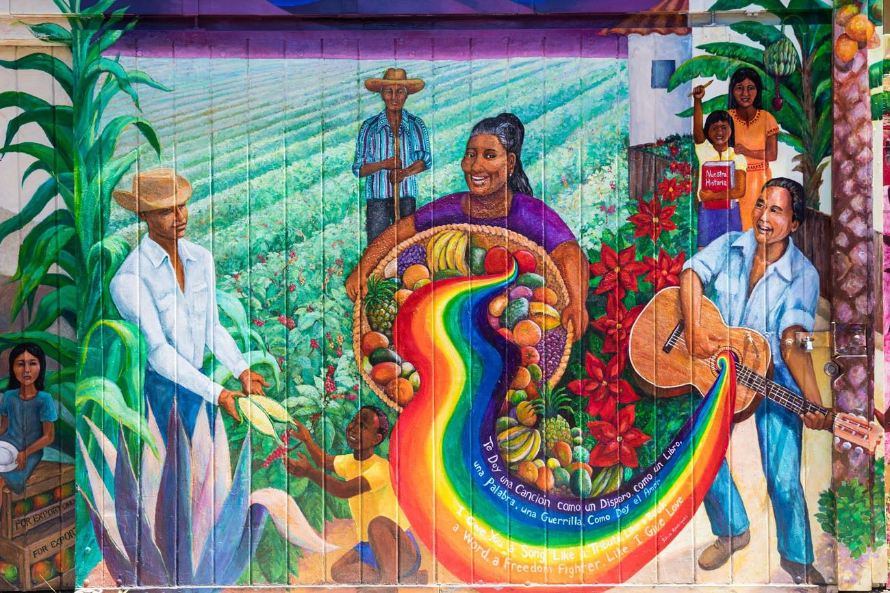 Balmy Mural