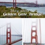 Biking Golden Gate Bridge