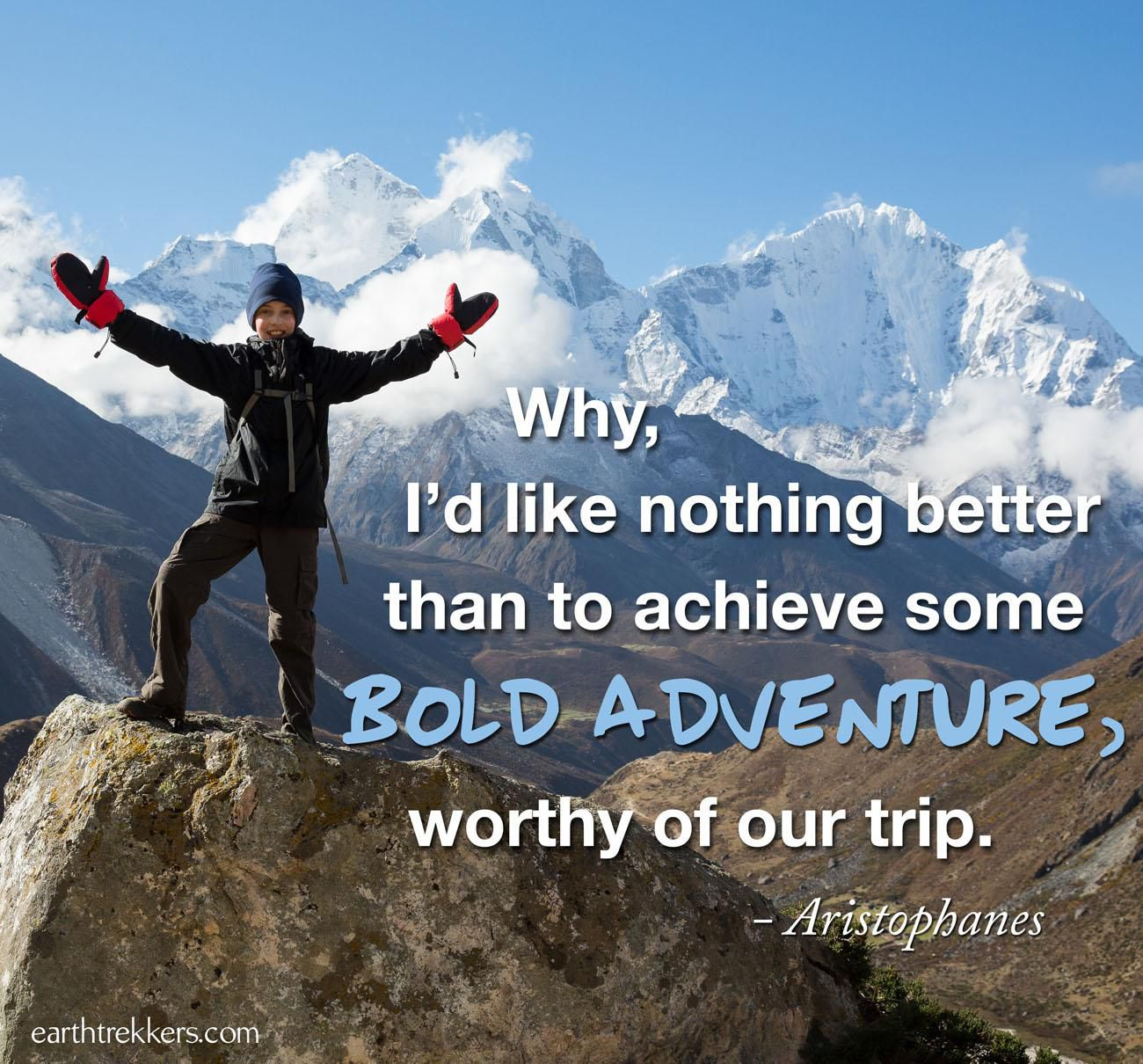 Adventure Travel: 60 Travel Quotes To Feed Your Wanderlust
