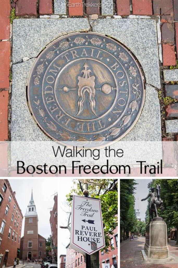 Boston Freedom Trail Guide