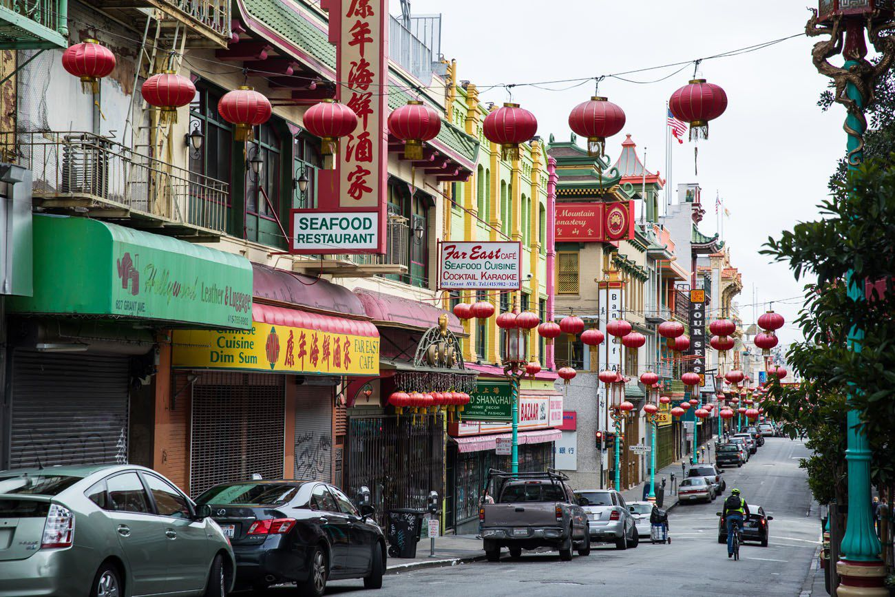 Chinatown best things to do in San Francisco