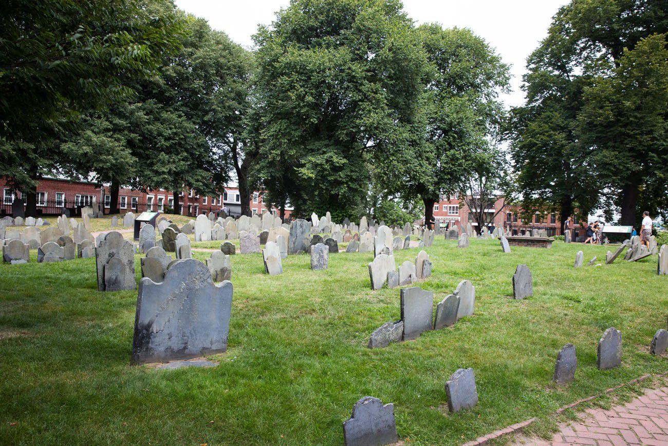 Copp Burying Ground