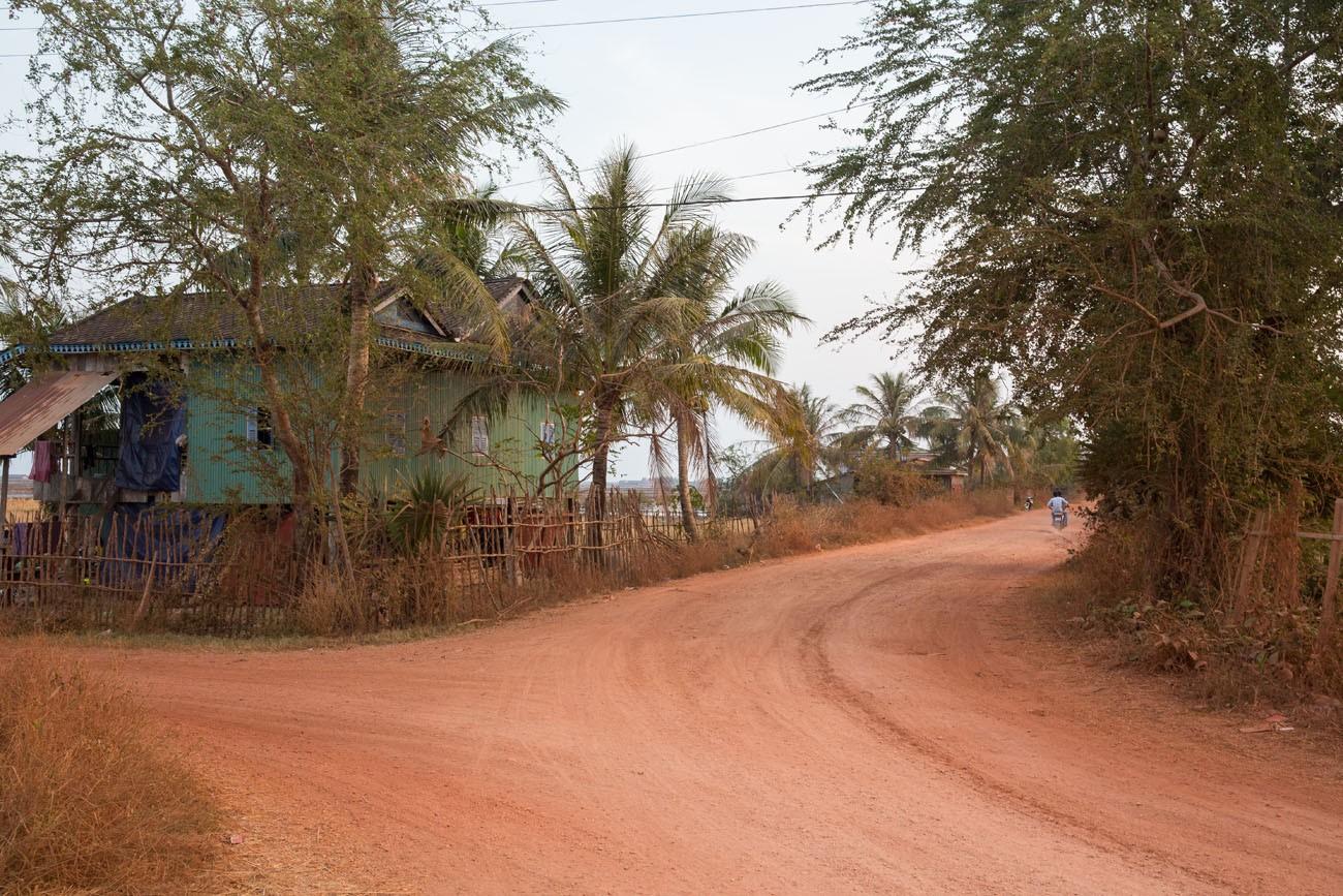 Dirt Road Kampot
