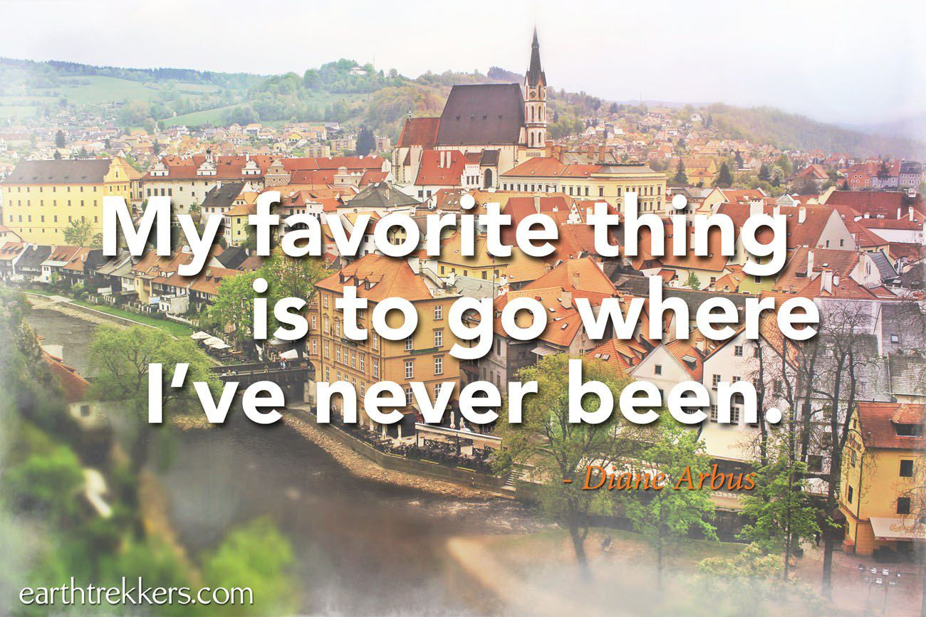 Favorite Thing Travel Quotes