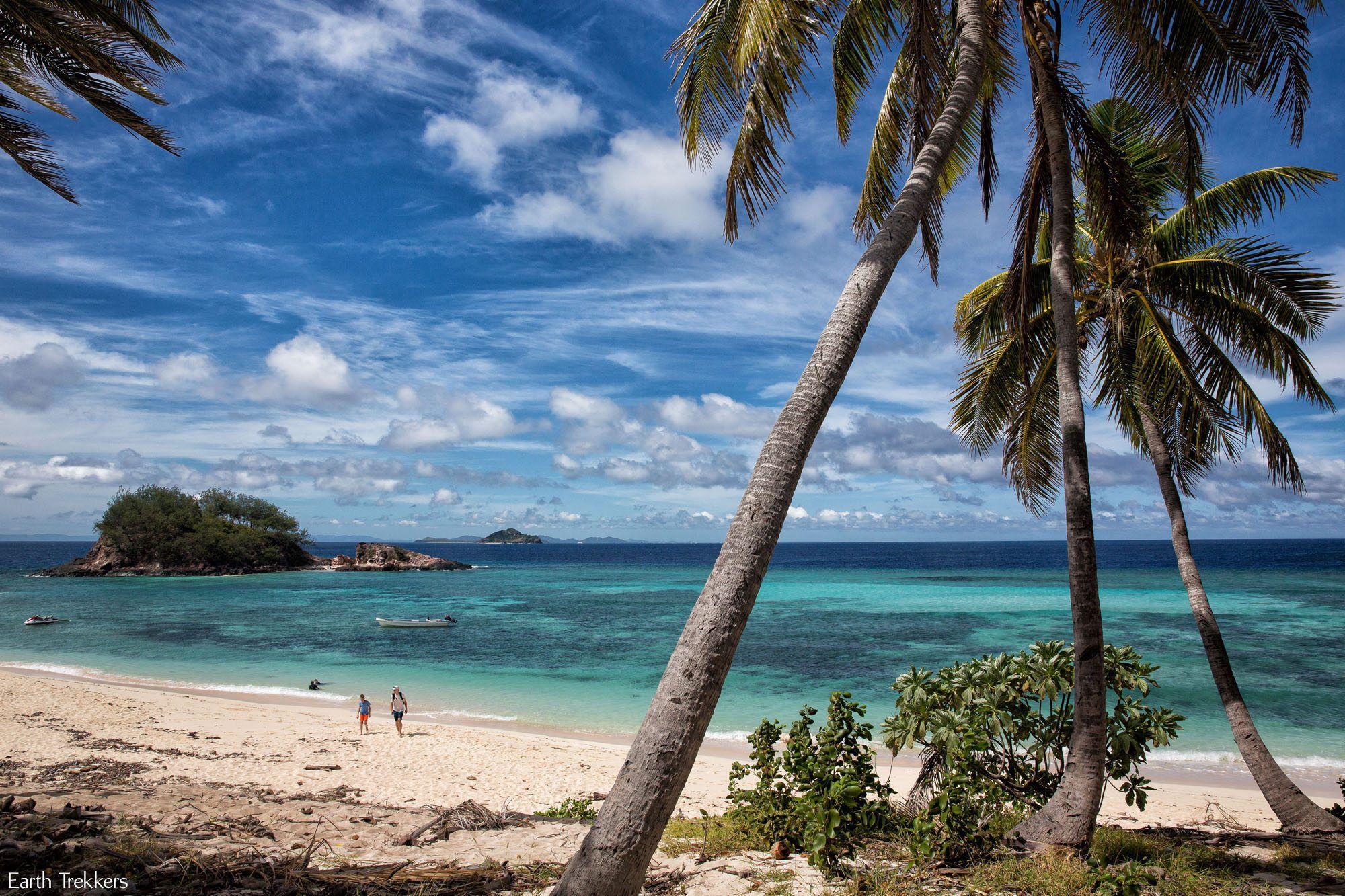 Fiji Modriki Island