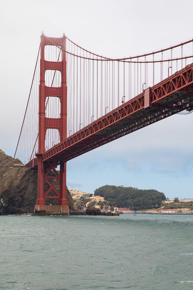Golden Gate Bridge Cruise