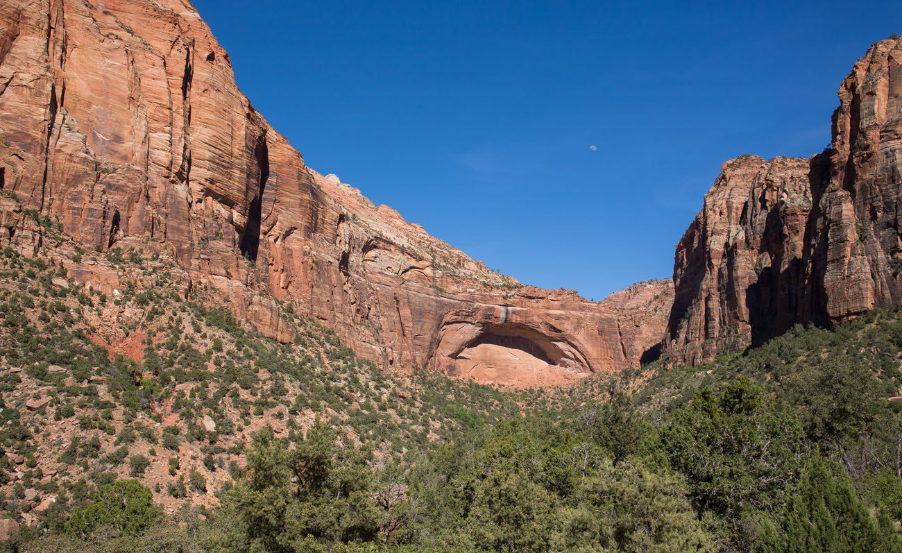 Great Arch Zion