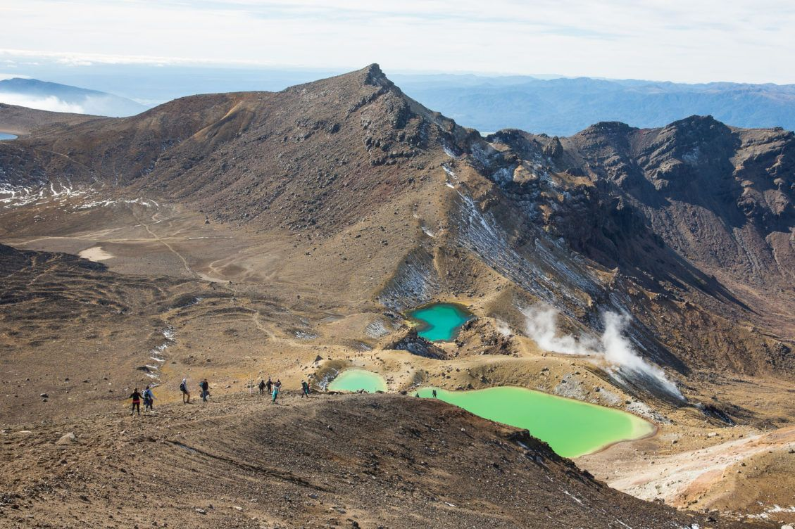 Image result for tongariro alpine crossing