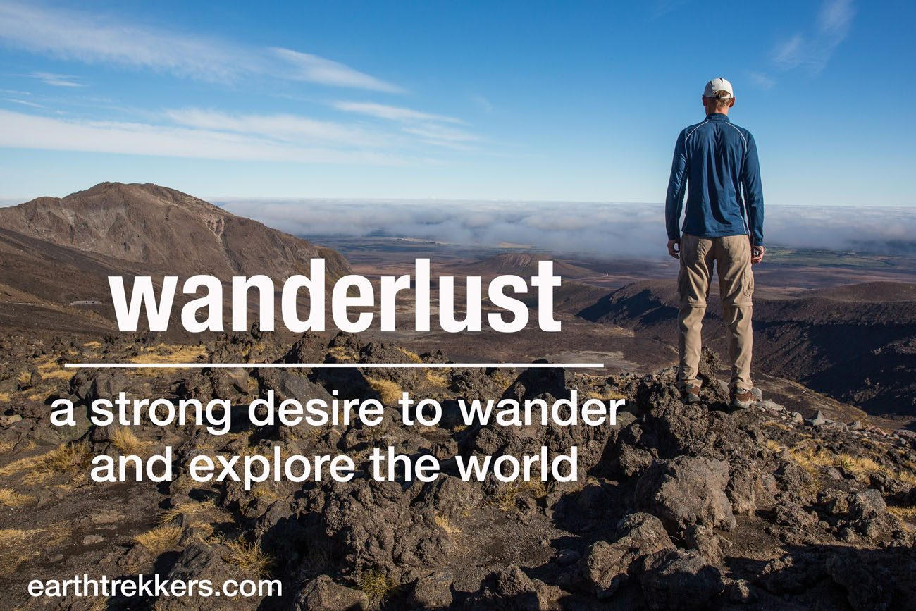 Wanderlust Travel Quote