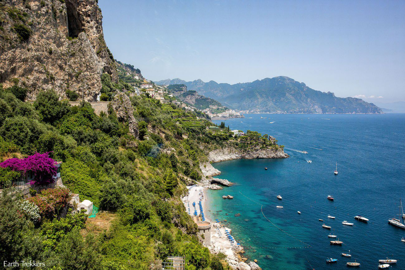 Amalfi Coast 10 days in Italy