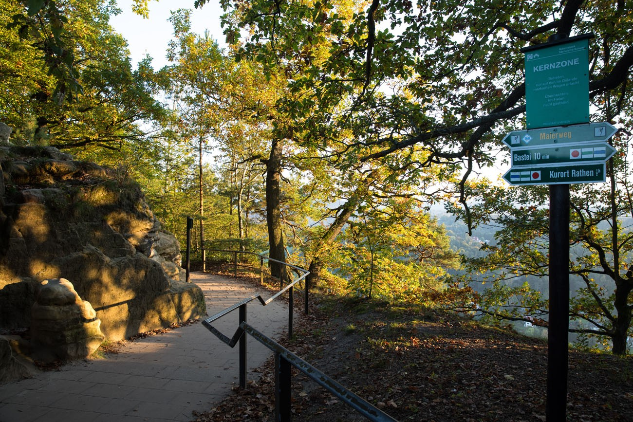 Bastei Trail