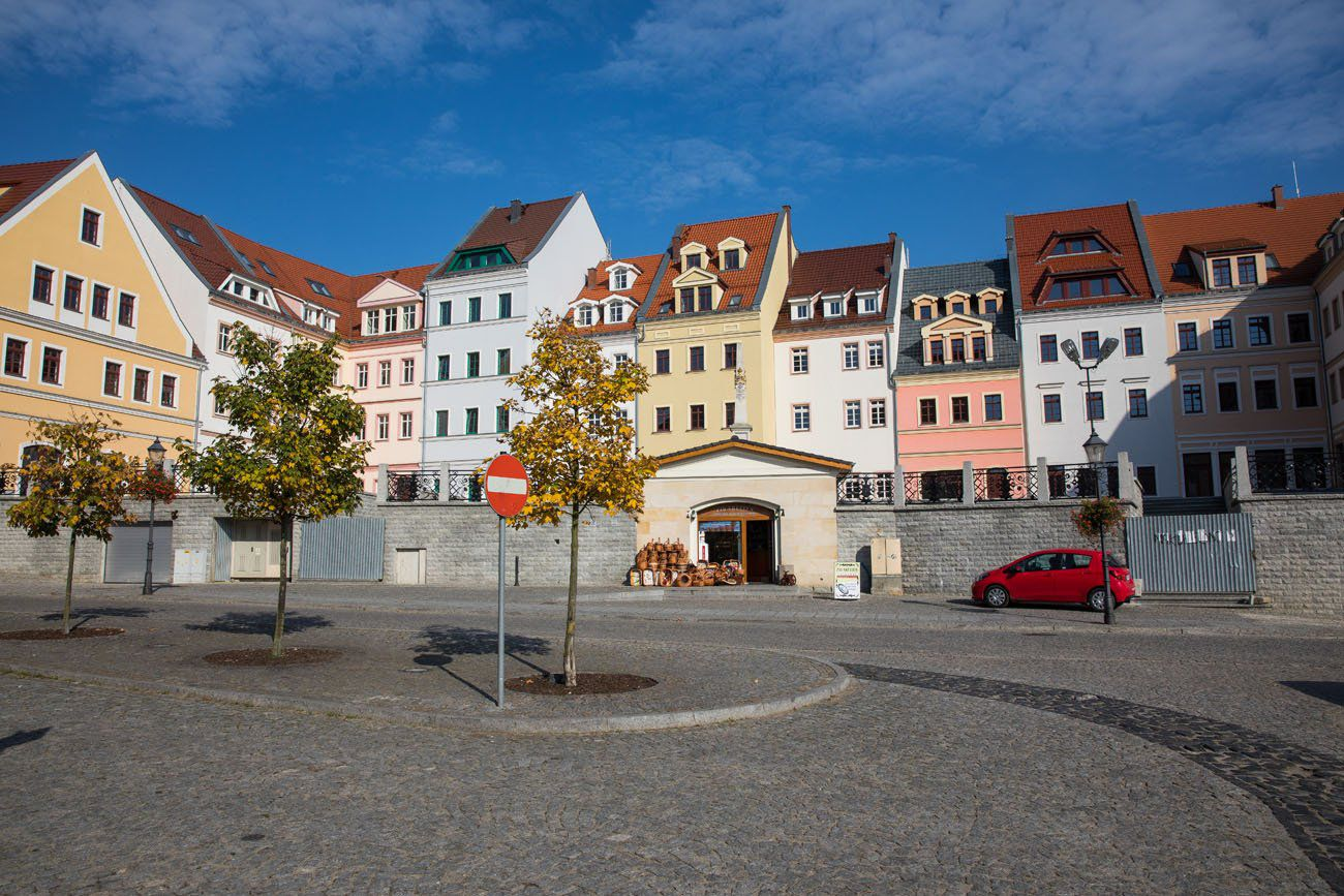 Colorful Buildings Poland