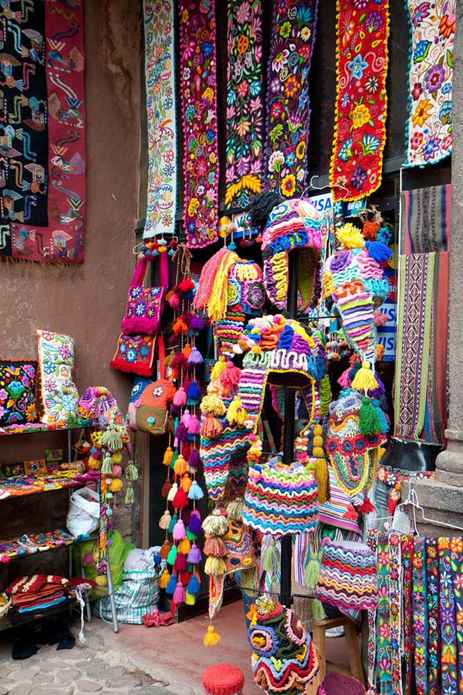 Colors of Peru