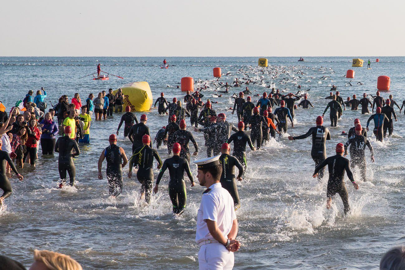 Ironman Italy Swim