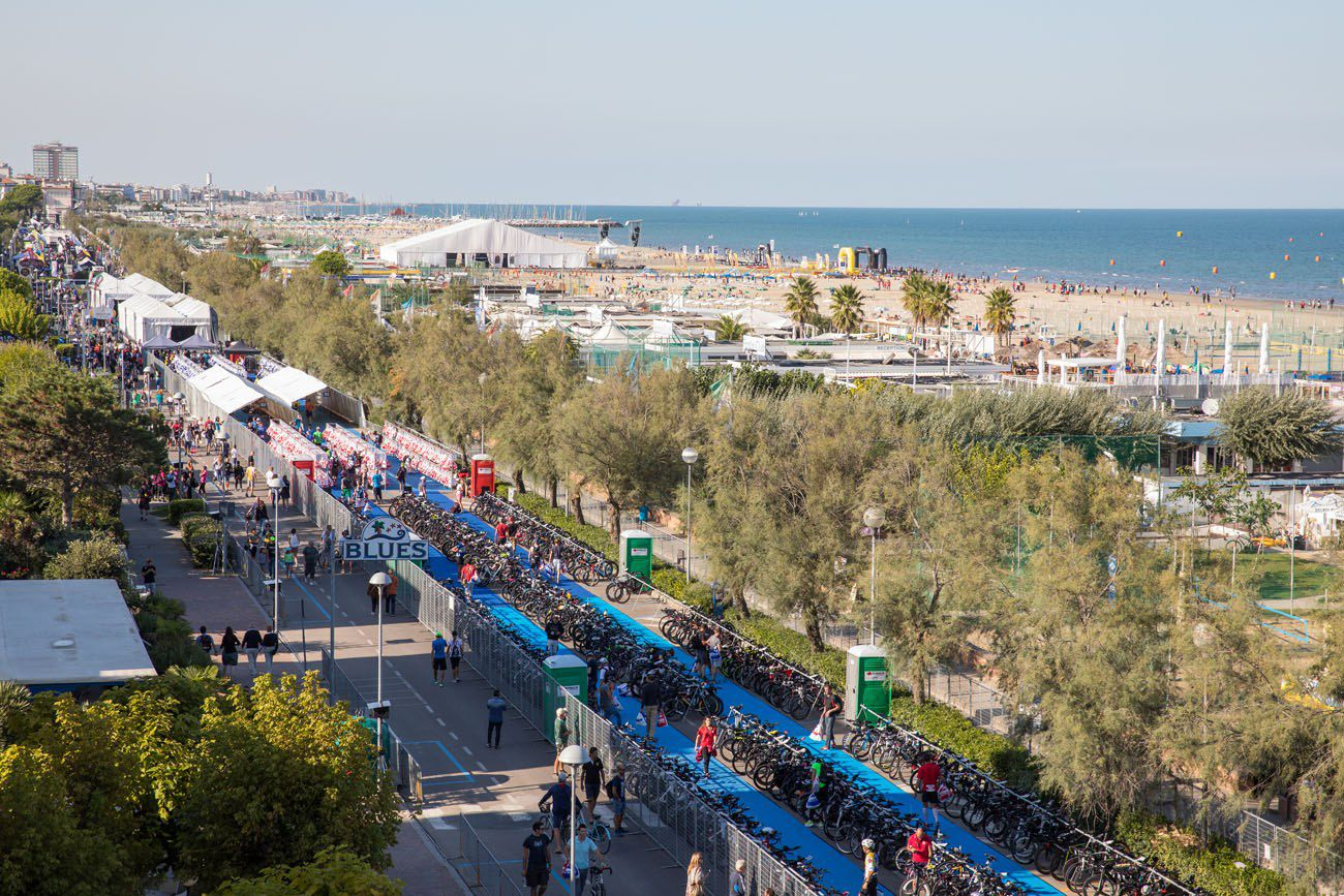 Ironman Italy Transition